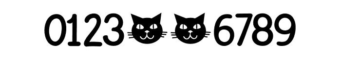 Minou DEMO Regular Font OTHER CHARS