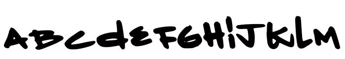 MintGreenlaces Font LOWERCASE