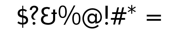 MintSpirit-Regular Font OTHER CHARS