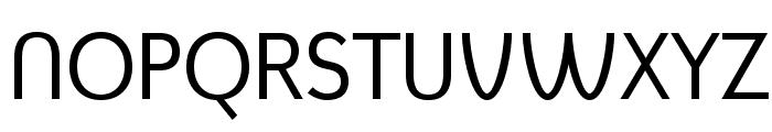 MintSpirit-Regular Font UPPERCASE