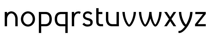MintSpirit-Regular Font LOWERCASE
