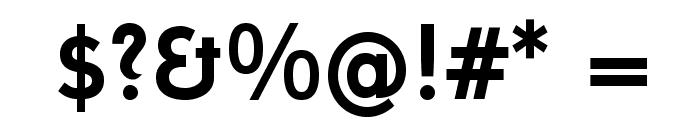 MintSpiritNo2-Bold Font OTHER CHARS