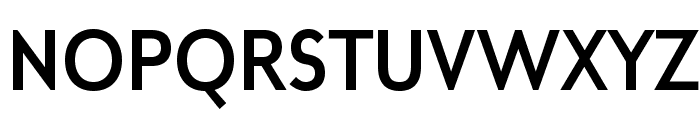 MintSpiritNo2-Bold Font UPPERCASE