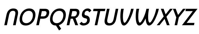 Mintysis Bold Italic Font UPPERCASE