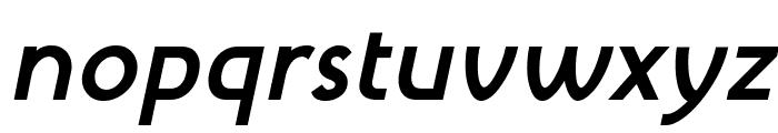 Mintysis Bold Italic Font LOWERCASE