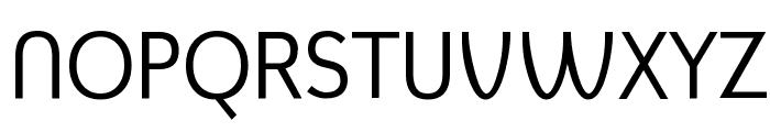 Mintysis Regular Font UPPERCASE