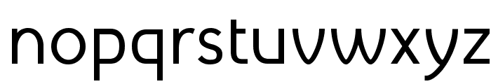 Mintysis Regular Font LOWERCASE