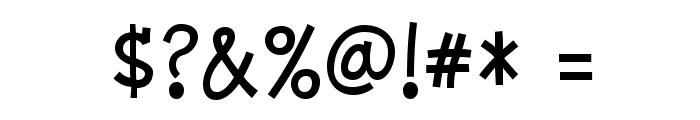 MinyaNouvelle-Regular Font OTHER CHARS