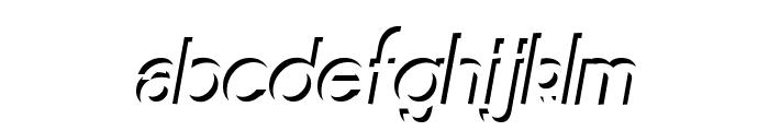 Mirage Italique Font LOWERCASE