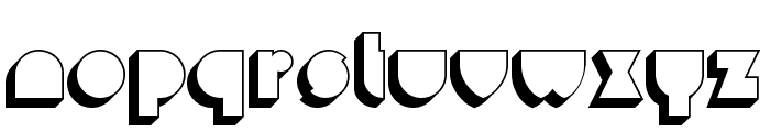 Misirlou Day Font UPPERCASE