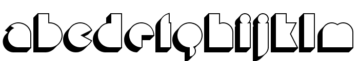 Misirlou Day Font LOWERCASE