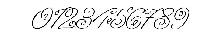 MissFajardose-Regular Font OTHER CHARS