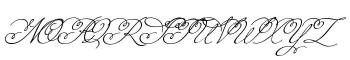 MissFajardose-Regular Font UPPERCASE