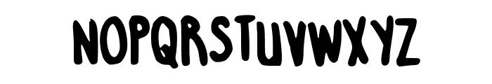 MissKatLaurente Font UPPERCASE