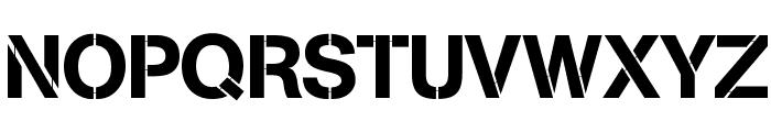 MissingLinks Font UPPERCASE
