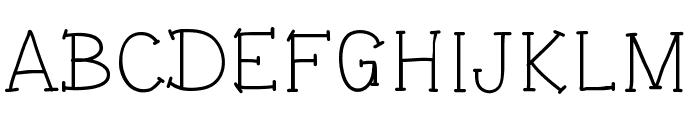 MissingMyDaddyToday Font UPPERCASE