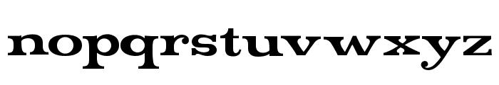 Mister Sinatra Regular Font LOWERCASE