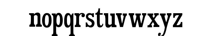 Mister Sinatra Slim Font LOWERCASE