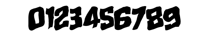 Mister Twisted Warped Rotalic Font OTHER CHARS