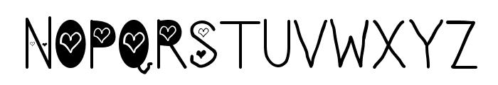 Misti 2 Font UPPERCASE