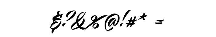 Mistuki 4 PERSONAL USE Font OTHER CHARS