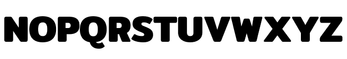 Mitr-Bold Font UPPERCASE