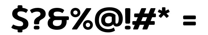 Mitr-Medium Font OTHER CHARS