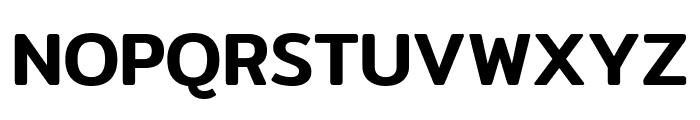 Mitr-Medium Font UPPERCASE