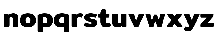 Mitr-SemiBold Font LOWERCASE