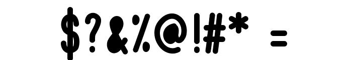 MixJib Font OTHER CHARS