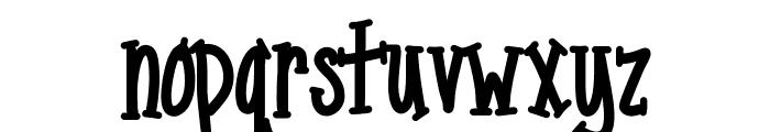 MixNarrowSerif Font LOWERCASE