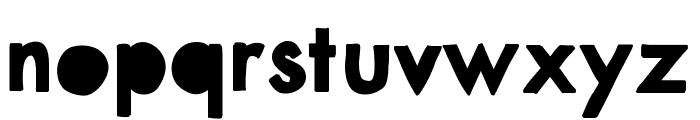 MixPunchOut Font LOWERCASE