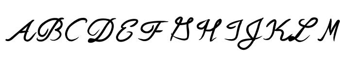 MixSwift Font UPPERCASE