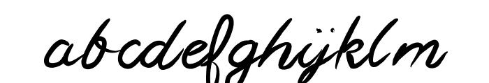 MixSwift Font LOWERCASE