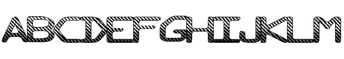 MixTape Font UPPERCASE