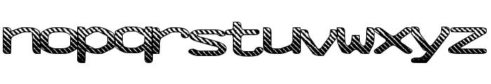 MixTape Font LOWERCASE