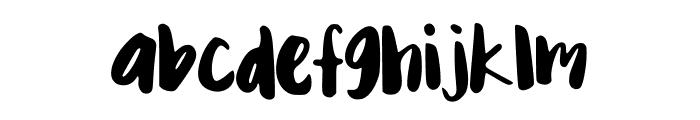 MixYonder Font LOWERCASE