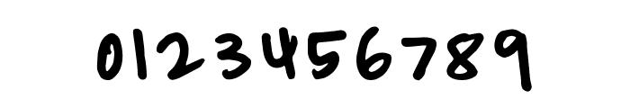 Mixdoodle Regular Font OTHER CHARS