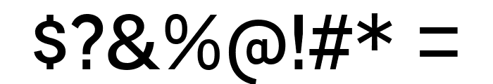 MixolydianTitlingBk-Regular Font OTHER CHARS