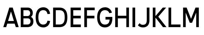 MixolydianTitlingBk-Regular Font UPPERCASE