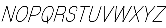 MixolydianTitlingEl-Italic Font LOWERCASE