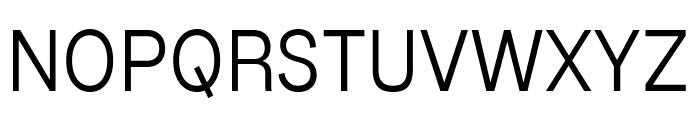 MixolydianTitlingLt-Regular Font UPPERCASE