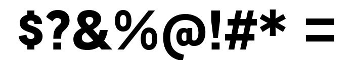 MixolydianTitlingRg-Bold Font OTHER CHARS