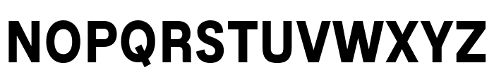 MixolydianTitlingRg-Bold Font UPPERCASE