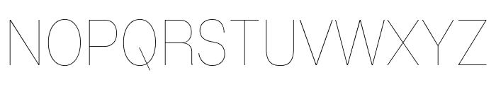 MixolydianTitlingUl-Regular Font LOWERCASE
