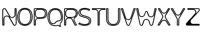mia Font UPPERCASE
