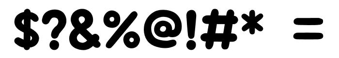 mini-wakuwaku Font OTHER CHARS