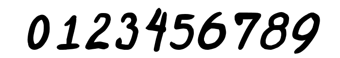 miniquest Bold Font OTHER CHARS