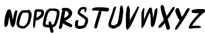 miniquest Bold Font UPPERCASE