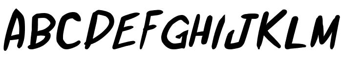 miniquest Bold Font LOWERCASE